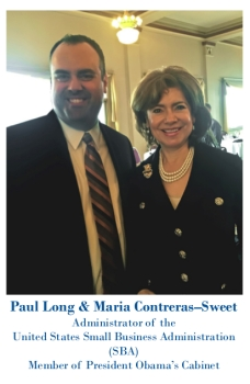 Paul Long and Maria Contreras- Sweet SBA Loans